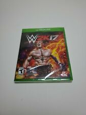 WWE 2K17 XBOX ONE - New - Factory Sealed! - Free Shipping! Video Game