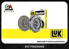 Kit frizione Grande Punto 1.3 multijet 199 66 kw 90cv Fiat LUK 622313509