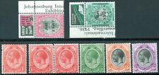 South Africa selection of KGV mint stamps LMM
