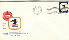 7-1-71 Lowville, NY First Day Cover