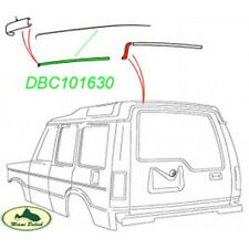 LAND ROVER ROOF RAIN GUTTER DRIP RAIL SIDE FINISHER LH DISCOVERY 2 II DBC101630