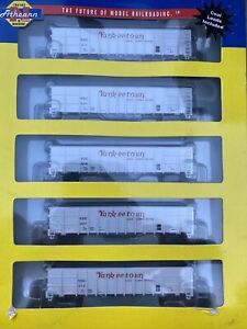 n scale athearn 50' thrall high side coal Gondolas Yankeetown Docks YDC 11757