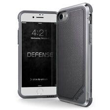 X-Doria Defense Lux Ballistic Nylon Extremschutz Case Alu für iPhone 8 & 7