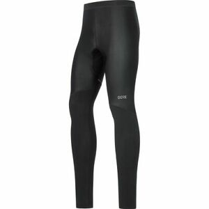 (S) Gore Wear R3 Partial  Windstopper Running Cycling Tights Men's Small Black