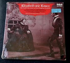 ELIZABETH & ESSEX (THE CLASSIC FILM SCORES OF ERICH WOLFGANG KORNGOLD-SEALED LP