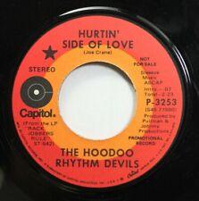 Soul Promo 45 The Hoodoo Rhythm Devils - Hurtin' Side Of Love / Four Set Blues O
