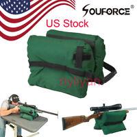 US Front Sand Bag Shooting Rest Bag Rifle Gun Target Training Stand Support bag