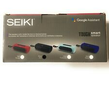 Seiki Tough Smart speaker GOOGLE ASSISTANT BLUETOOTH VOICE ACTIVATED BRAND NEW