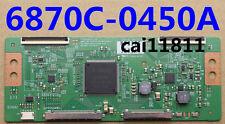 6870C-0450A T-con Board MODEL: ART 42/47/55 FHD TM240 VER 0.1 SONY KDL-50R550A