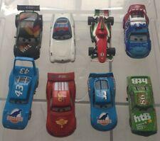 Konvolut Carrera Go Fahrzeuge, 8 Auto's, Lightning McQueen, Chick Hicks, King,..