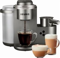 Keurig - K-Cafe Special Edition Single Serve K-Cup Pod Coffee, Latte and Capp...