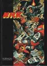 Nick, Ein Weltraum-Epos von Hansrudi Wäscher, Nr. 4 (1984), Hardcover-Comic