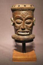 MASQUE MUKISHI CONGO - CIRCA 1930