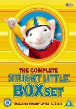 STUART LITTLE 1-3 DOWNSIZE - DVD - REGION 2 UK