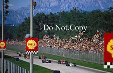 Italian Grand Prix at Monza 1970 Photograph