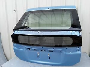 2012-2015 TOYOTA PRIUS PLUG IN BACK DOOR TRUNK LIFTGATE TAILGATE SHELL PANEL OEM