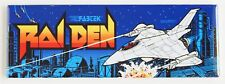 Raiden Marquee FRIDGE MAGNET arcade video game header
