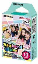 Fujifilm Instax Mini Stained Glass Instant Photo Film 10 Sheets