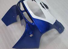 Front upper nose top FAIRING For Kawasaki Ninja ZX6R 95 96 97 Plastic Cowl Blue