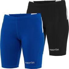 macron Bopha Damen Lauf Tights kurze Fitness Hose Sport Trainings Shorts neu