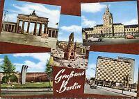 Alte Postkarte - Gruß aus Berlin