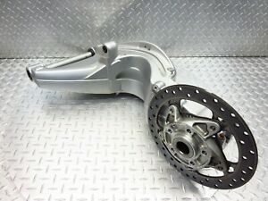 2008 05-12 BMW F800 F800ST REAR SWINGARM BRAKE ROTOR FINAL DRIVE ROTOR