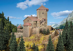 Kibri 37304 - N Burg Branzoll - New
