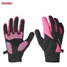 Winter Cycling Gloves Men MTB Bicycle Full Finger Gloves Women Touch GEL Pad