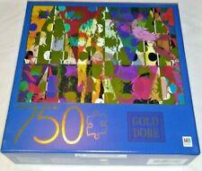 750-piece Gold Dore Puzzle by Milton Bradley - Triangles