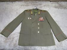 USSR rare original daily uniform tunic major General