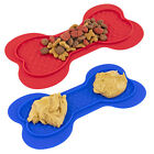 PetPorium Dog Distracting Lick Pad Slow Feeder Cleaning Grooming Clipping 2 Pack