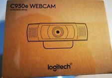 Logitech C930E Webcam Ultra Wide Angle **New**