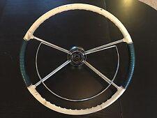 Late 50s or Early 60s Mercury Steering Wheel 1957 1958 1959 Hot Rod Rat Rod