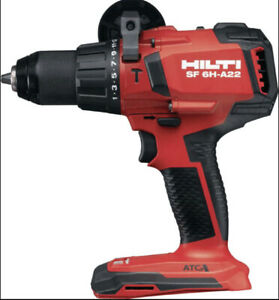 Hilti SF 6H-A22 Lithium-Ion 1/2 in Cordless Hammer Drill Driver (Tool Body Only)