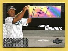 HANLEY RAMIREZ 2006 Topps Co-Signers Rookie Autograph #107 Marlins