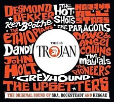 THIS IS TROJAN THE ORIGINAL SOUND OF SKA, ROCKSTEADY AND REGGAE 3 CD