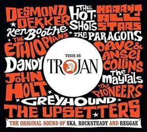 THIS IS TROJAN THE ORIGINAL SOUND OF SKA, ROCKSTEADY AND REGGAE 3 CD