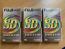 Confezione da 1 Fujifilm FE 60 VHS Video cassette