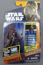 Star Wars Saga Legends Chewbacca with Die and Base SL18 2010 Hasbro Brand New