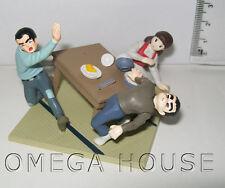 Tommy la Stella dei Giants Gashapon Figure Meiji Rare Diorama scenetta