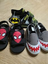 Nwt Toddlers Size 7 Three Pair Shoe Lot Free Shipping