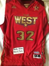 Blake Griffin 2011 All-Star Red Adidas NBA Basketball Jersey, XL