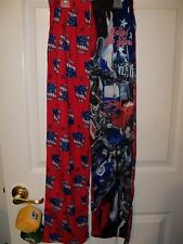 TRANSFORMERS United We Stand Sleep Lounge Pajama Pants Boys 10 / 12 NWT  #14