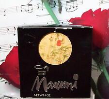 Masumi Dusting Powder 4.0 Oz. By Coty. Boxed. Vintage