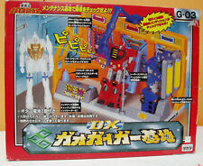 KING OF BRAVES GAOGAIGAR DX G-03 MAINTAINANCE DECK 1997 ANIME
