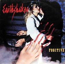 EARTHSHAKER - fugitive LP