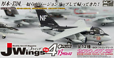 J-WINGS 4+ F-18 S-3B EA-6B HORNET VIKING PROWLER Set 1:144 Aircraft JW4+_Bset