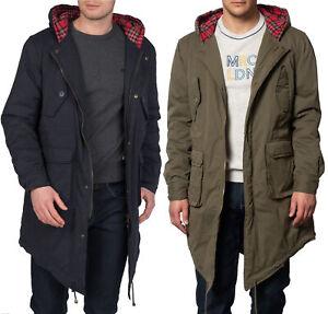 Mens Merc London FishTail Parka M51 Style Jacket/ Coat 'Tobias'