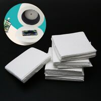 50 Sheets Paper Mat for Microwave Kiln Glass Fusing for Glass Jewellery 8cm Set