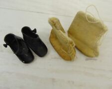 Betsy McCall Doll Shoes Boots Lot American Character 1957 8""